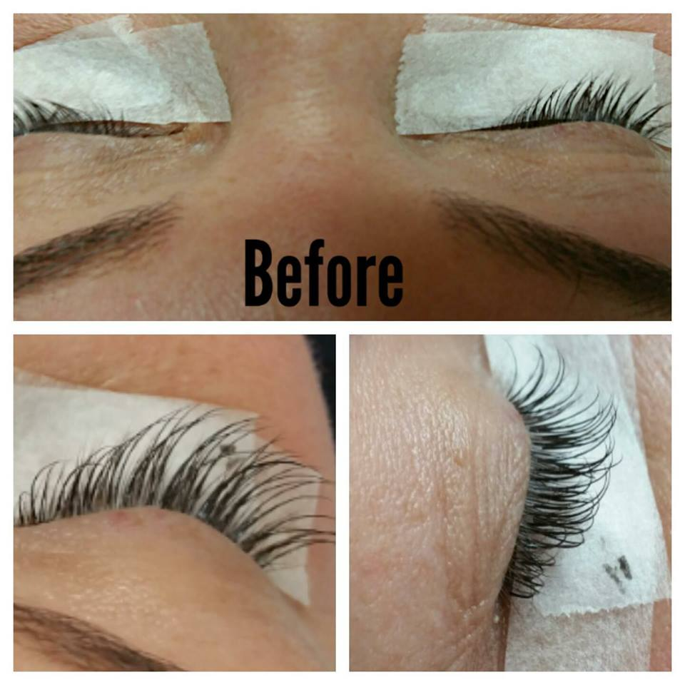 ac48033d1b9 Lashes are attached individually. They lengthen, shape, curl, and thicken  eyelashes. But we are limited in number of the natural eyelashes, so we  attach 80 ...